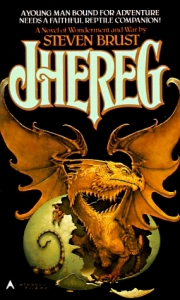Jhereg:  Teenage Favorite Disappoints in Re-read.
