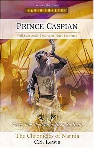 PRINCE CASPIAN by C.S. LEWIS |