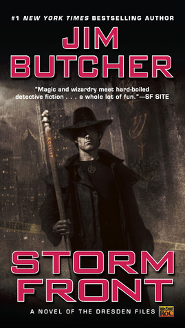 Jim butcher dresden files goodreads giveaways