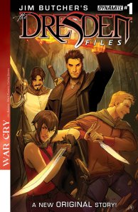 DRESDEN FILES WAR CRY