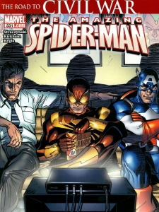 Amazing Spiderman 531