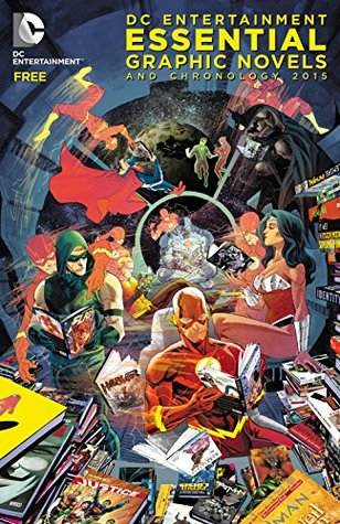 DC ESSENTIAL GRAPHIC NOVELS 2015