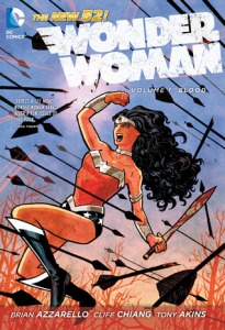 wonder woman blood cover