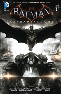BATMAN ARKHAM KNIGHTS VOL 1