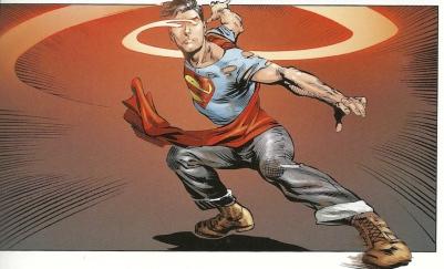 action comics supes