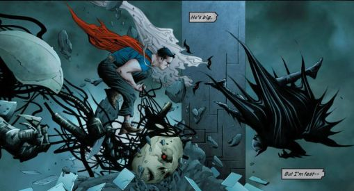 batman-superman-vol-1-cross-world-jae-lee-art-fight
