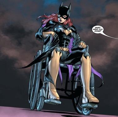 oracle batgirl