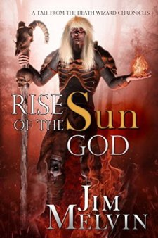 rise of the sun god