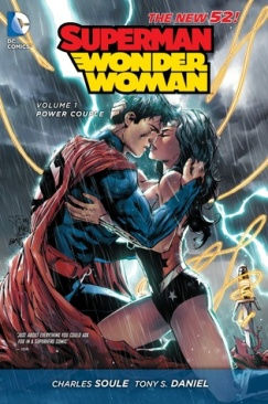 Superman wonder woman hook up
