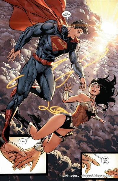 Superman_Wonder Woman V2013 _1 - Power Couple (2013_12) - Page 3
