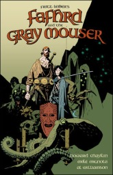 fafhrd and the grey mouser comics