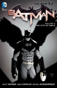 batman the city of owls