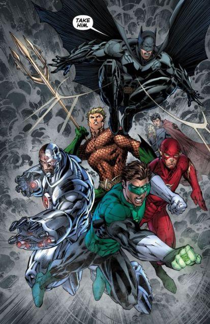 justice league villains journey 3