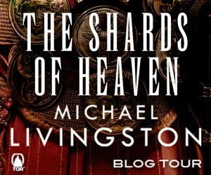 shards of heaven blog tour
