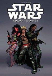 star wars legacy vol 1