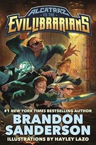 alcatraz v evil librarians