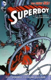 SUPERBOY VOL 1 INCUBATION