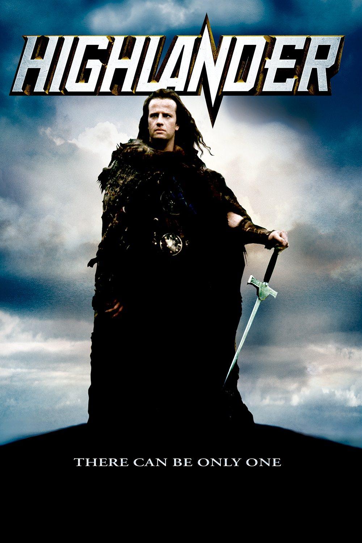 Image result for highlander poster
