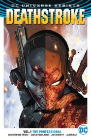 DEATHSTROKE THE PROFESSIONAL