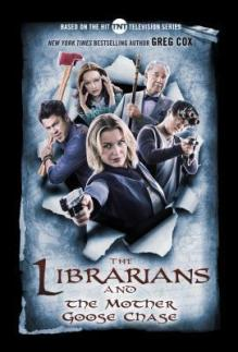the librarians & the mother goose chase