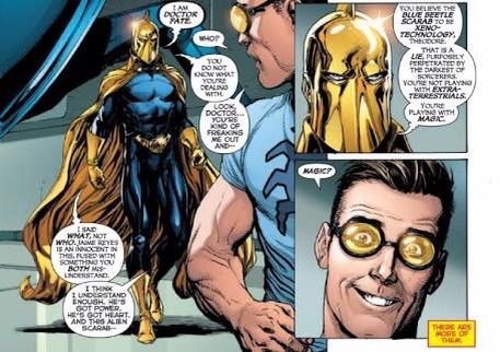 blue beetle dr fate
