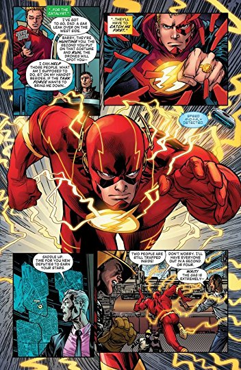 flash full stop panel