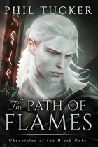 the path of flames