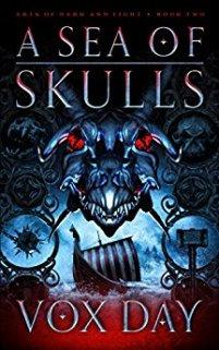 a sea of skulls