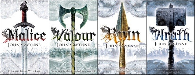FAITHFUL AND FALLEN SERIES