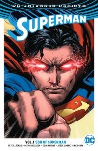 superman son cover