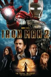 iron man 2 psoter