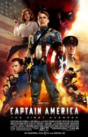 THE-FIRST-AVENGER poster