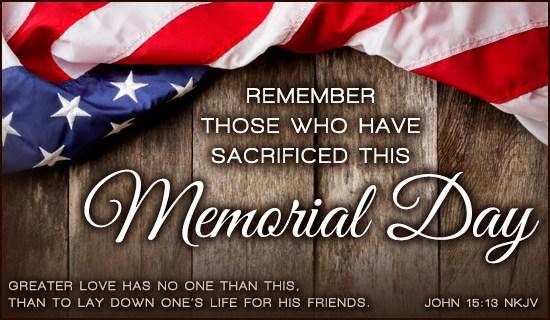 remember-their-sacricie-John-15-memorial-day