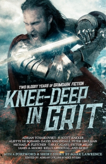 knee deep in grit