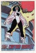 captain marvel 1980s